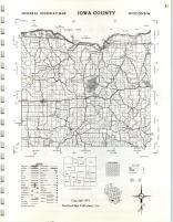 Map Image 028, Iowa County 1971